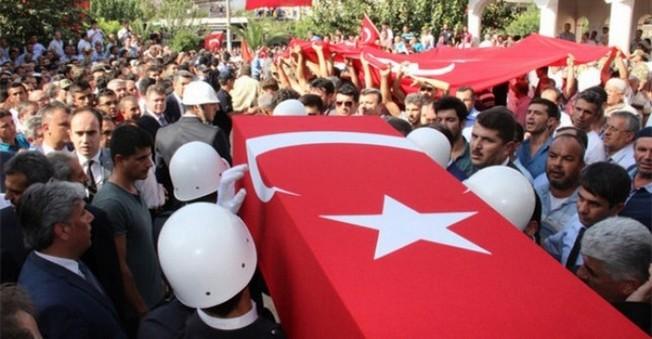Şırnak'ta Yaralanan Polis Memuru Şehit Oldu!