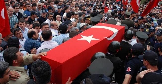 Şırnak'tan Acı Haber Geldi:1 Asker Şehit