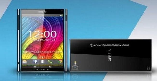 Sony Xperia Z5 İçin 4K Ekran Özelliği!