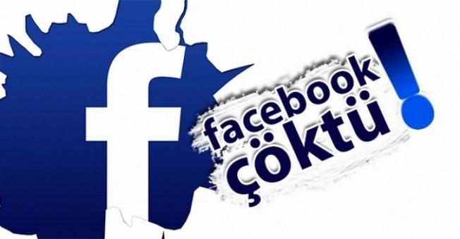 Sosyal Paylaşım Devi Facebook Kapandı!!