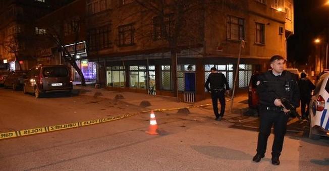 Sultançiftliği'nde Bir Kahvehaneye Saldırı
