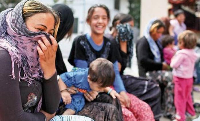 Suriyeli mülteciler sınıra akın etti