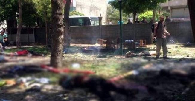 Suruç Bombası ile Diyarbakır Patlaması Arasındaki Bağlantı ŞOK Etti