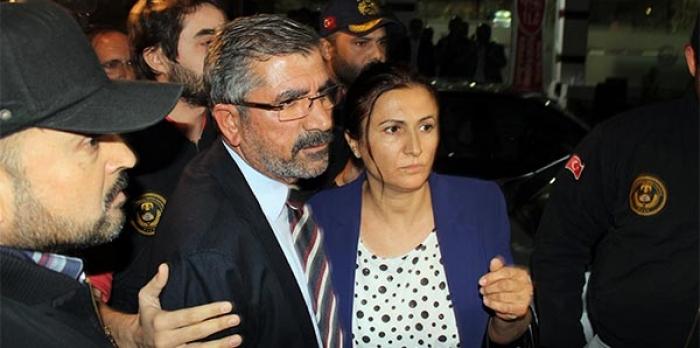 Tahir Elçi Tutuklanma Talebiyle Mahkemeye Sevk Edildi