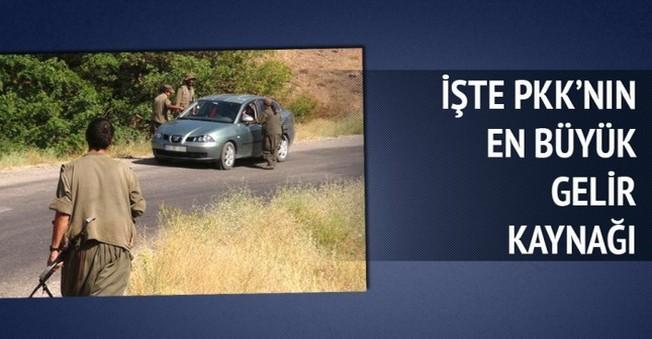 Terör Örgütleri Ve PKK'nın En Büyük Gelir Kaynağına Büyük Darbe!