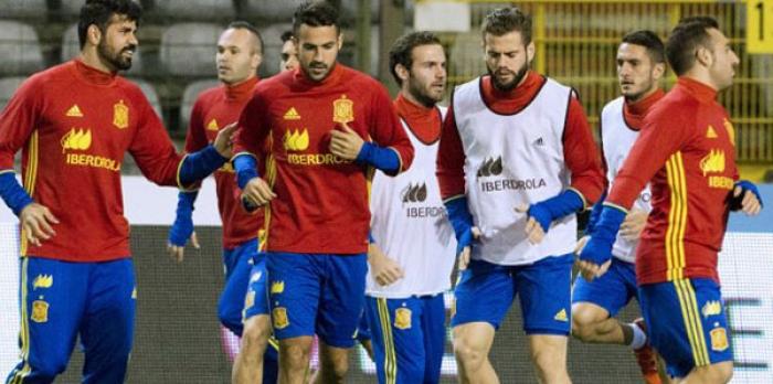 Terör Saldırısından Sonra Belçika-İspanya maçı iptal edildi