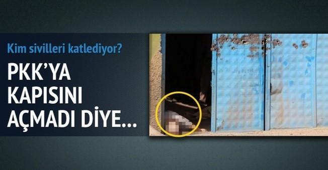 Terorisler Mardin'de Sivilleri Öldürdü