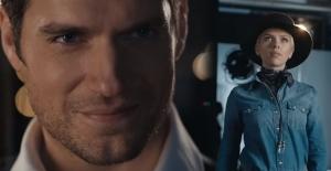 Scarlett Jonasson ve Henry Cavill Yeni Reklam Filmi İle Gündem Yarattı
