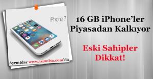 iPhone 7 32 GB Olarak...