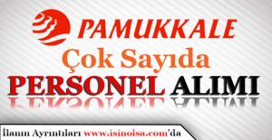 Pamukkale Turizm Personel Alım İlanları 2016