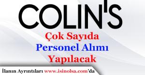 Colin's Çok Sayıda Personel Alımı Yapacak