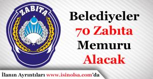 KPSS Memur Atamaları Belediyeler 70...