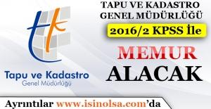 Tapu ve Kadastro Genel Müdürlüğü Memur Atamasında Alım Yapacak Mı?