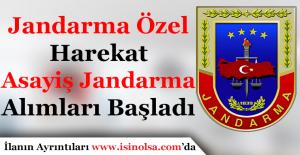 Jandarma Özel Harekat ve Jandarma...