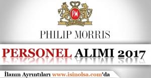 Philip Morris Personel Alımı 2017