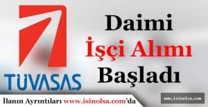 Türkiye Vagon Sanayii A.Ş. Daimi İşçi Alımı Yapacak