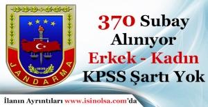 370 Subay Alımı Başvuruları Sürüyor