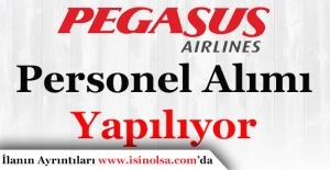 Pegasus Personel Alımı Yapacak