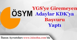 YGS'ye Giremeyen Adaylar KDK'ya Şikayetlerini İletti! YGS Muafiyet Sınavı Yapılacak Mı
