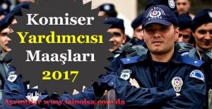Komiser Yardımcısı Maaşları 2017 Yılında Ne Durumda
