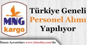 MNG Kargo Türkiye Geneli Çok Sayıda Personel Alımı Yapıyor