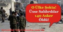 O Ülke Şokta! 6 Militan 140 Askeri Öldürdü