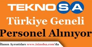 Teknosa Türkiye Geneli Personel Alacak! Hangi Pozisyonlara Alınıyor