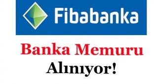 Fibabank Banka Memuru Alımı Yapıyor!