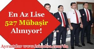 Adalet Bakanlığı En Az Lise 527 Mübaşir Memuru Alımı Yapacak!