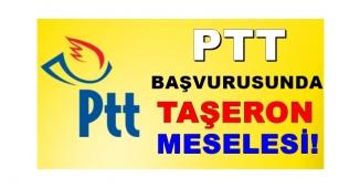 PTT 5 Bin Personel Alıyor! Alımlardaki Taşeron Detayı!