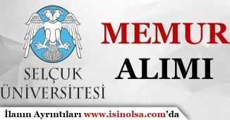 Selçuk Üniversitesi Avukat Alımı Yapıyor! İşte Detaylar.