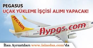 Pegasus Lise Mezunu Uçak Yükleme İşçisi Alımı Yapacak!