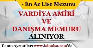 İŞKUR'da Yayımlanan İlana Göre Vardiya Amiri ve Danışma Memuru Alınıyor