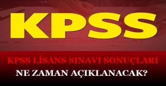 KPSS Lisans Sınavı Sonuçları Ne Oldu? Sonuçlar Ne Zaman Açıklanacak?