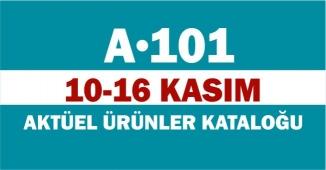 A101 10 – 16 Kasım Aktüel Ürünler Kataloğu