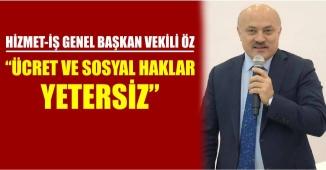 Sendika Başkan Vekili Öz'den Taşerondan Kadroya Geçişte Yaşanan Sıkıntılarla İlgili Önemli Açıklama Geldi