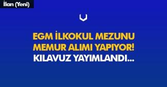 Emniyet Genel Müdürlüğü (EGM) İlkokul Mezunu Memur Alacak! 2828 Sayılı Kanun