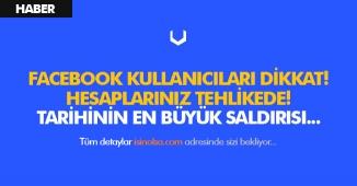 Facebook Saldırı Altında! Tarihinin En Büyük Saldırısı Milyonlarca Kullanıcı Panikte
