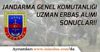 Jandarma 1457 Uzman Erbaş Alım Başvuru Sonuçları Ne Zaman Açıklanır?
