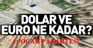 Altın, Dolar ve Euro Yeni Haftaya Nasıl Başladı? Güncel Döviz Kurları