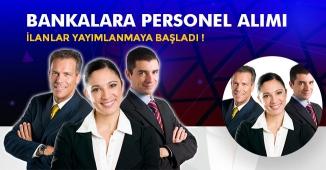 Bankalara Gişe Yetkilisi Personel Alımları! İlanlar Yayımlanıyor