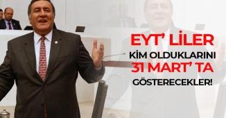 """CHP Vekili Gürer: """"EYT' liler Kim Olduklarını 31 Mart Tarihinde Gösterecekler."""""""