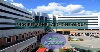 Sağlık Bakanlığına 6409 Personel Alımı Sonuçları