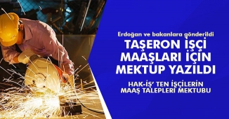 """Taşerondan Kadroya Geçen İşçilerin """"Ücretler Arttırılsın"""" Talebi"""