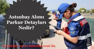 Jandarma Astsubay Alımı Fiziki Yeterlilik Parkuru Var Mı?