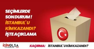 Sandıklardan Sonuçlar Gelmeye Başladı!Türkiye Geneli Açılan Sandık Oranı ve Önde Olan İsimler
