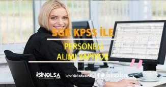 İzmir Konak KPSS Puanı ile SYDV Alacak