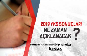 2019 YKS ( TYT, AYT ve YDT) 18 Temmuz'da Açıklanıyor! Sorgulama Ekranı