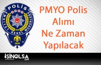PMYO ile Polis Alımı Ne Zaman Yapılacak?