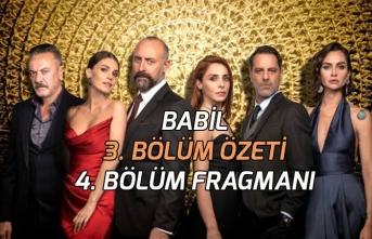 Star Tv 7 Şubat Babil 4. Bölüm Fragmanı |İşler Karışıyor!